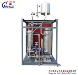 供应 厂家直销 广益牌 三十年品质GYD型-立式带冷却器电导热油炉