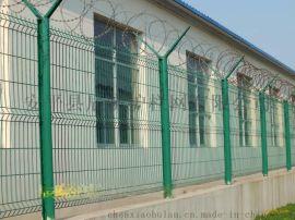护栏网 围栏网 框架护栏网 双边护栏网 三角折弯护栏网 高速公路