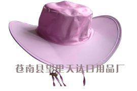 折叠牛仔帽