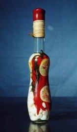 玻璃装饰瓶