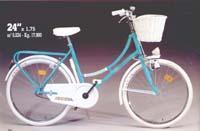 轻便自行车