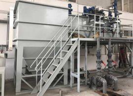 磁絮凝污水处理设备-移动式车载磁混凝装置