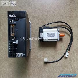 BROOK CROMPTON 400W伺服电机套装
