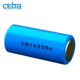 CR14335H智能家居水电表一次性纽扣电池3V
