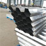 沉淀池金属斜管聚结填料DN80蜂窝斜管填料
