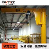 1t2t3t5t柱式懸臂吊 多規格電動旋臂吊定製