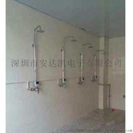 安徽联网控水机 安徽浴室插卡感应节水器