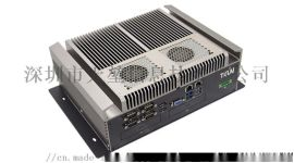 TKUN酷睿I5可定制迷你电脑嵌入工控主机i5