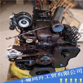 康明斯6LTAA8.9-C325压路机用柴油发动机