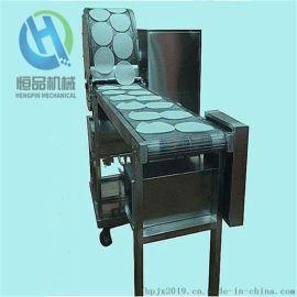 烤鸭饼制皮机 电加热单饼机 全自动蛋皮机