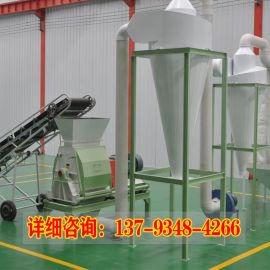 畜牧养殖水滴式破碎机 稻壳谷物麦秆粉碎设备