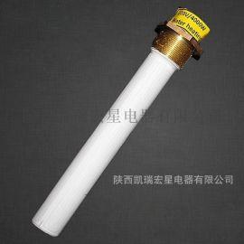 电加热管厂家-定制生产咖啡机单头陶瓷电热管/发热棒