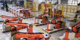 沈阳2米铝焊接机器人