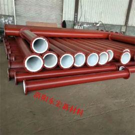钢衬pe管 钢衬塑复合管生产工艺
