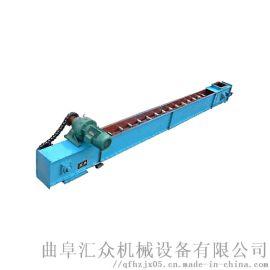 埋刮板机电机减速器 提升式刮板排屑机厂家 Ljxy