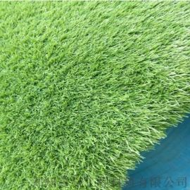 人造仿真草坪地毯幼儿园绿色塑料围挡人工假草皮郑州
