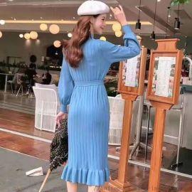 茵曼折扣女装代理加盟武汉女装连衣裙尾货挑款挑码平台