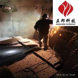 陕西陶瓷耐磨料,防磨胶泥水泥厂的应用