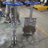高溫800度刀閘閥 耐溫插板閥 耐  溫DN150