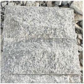玫瑰红文化石厂家 灰色文化砖 小区别墅灰色外墙效果图
