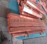 供應廣平紫銅排50*2