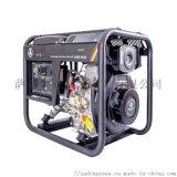 萨登2千瓦便捷式小型柴油开架发电机