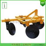农田起垄机拖拉机全悬挂圆盘式的