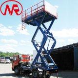 特製車載式升降機 剪叉式車載升降機 定製升降機