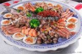 海鲜大盘 酒店餐具菜盘白色盘大号