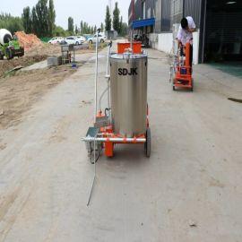 道路热熔划线一体机 手推式公路热熔划线机厂家
