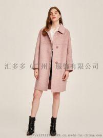 2019新款女裝品牌 伊納芙 專櫃女裝批發貨源