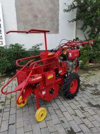 新款玉米收割机 厂家直销玉米收割机