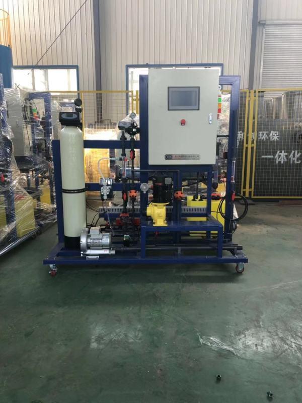 自來水廠消毒設備配置/次氯酸鈉發生器生產廠家