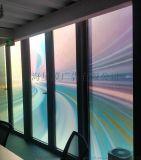 上海宝山玻璃门贴膜LOGO定制免费送样