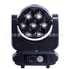 7x40W LED蜂眼摇头灯