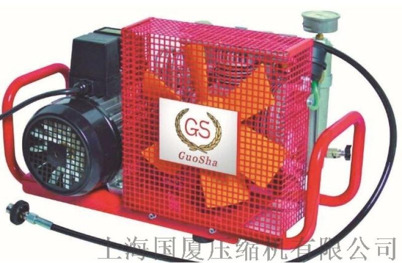 出口欧美【300公斤高压空压机】国厦生产