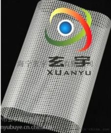 浙江工厂现货供应250克透明夹网布透明网眼布