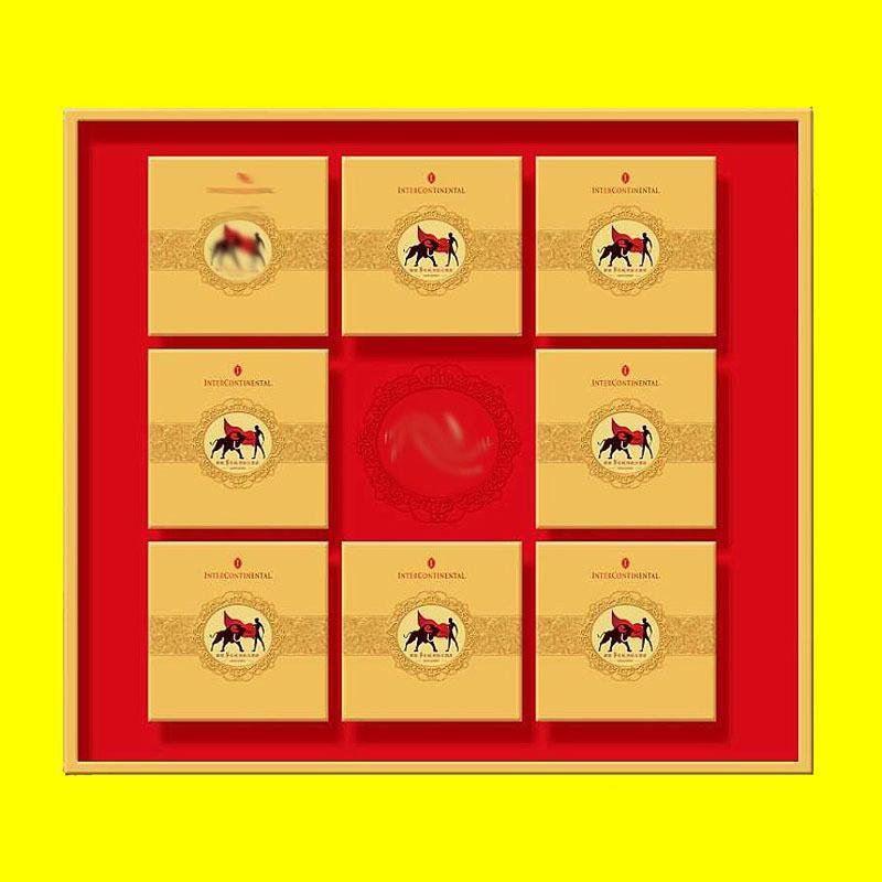 月饼包装盒定做 郑州月饼礼品盒生产