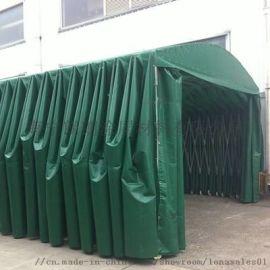 PVC夹网布 推拉蓬 PVC篷布