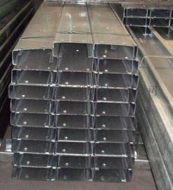 南通翔 展厂家直销冷弯C、Z型钢、制作工艺