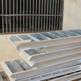 镀锌不锈钢钢格栅钢格板 平台厨房排水沟盖板
