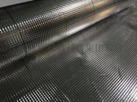 厂家供应 压花编织布铝膜