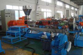 江苏塑料造粒生产线GL65PC双螺杆造粒机价格