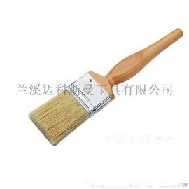 油漆刷 各種型號木柄油漆刷  刷子
