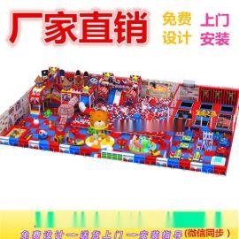 上海大型蹦床儿童乐园成人超级蹦床设备地产  引流