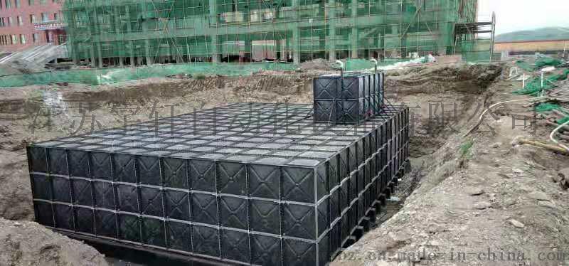 地埋式箱泵一体化项目