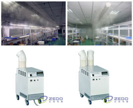 光伏车间固化室加湿机,提高固化效率