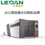 大金激光智能型DFCT3000W铝板激光切割机