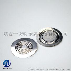 钽膜片 定制加工钽膜片 陕西一诺特钽膜片