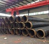 山西預製聚氨酯地埋保溫管,聚氨酯保溫管